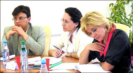 Комиссия конкурсного отбора на Президенсткую программу 2010 года